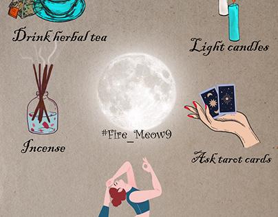Full moon tips