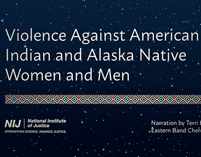 Violence Against American Indian and Alaska Natives