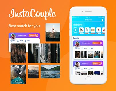 InstaCouple app