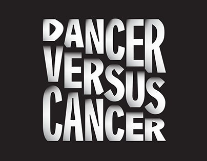 Dancer Versus Cancer | Visual Identity