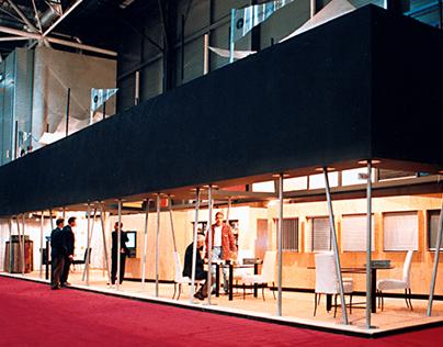 B&C_Architecture | Stand InterOffice (1995)