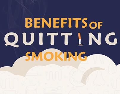 Infographic Design | Quitting Smoking
