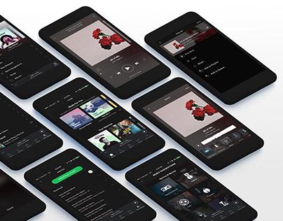 Spotify Remix UX Case Study