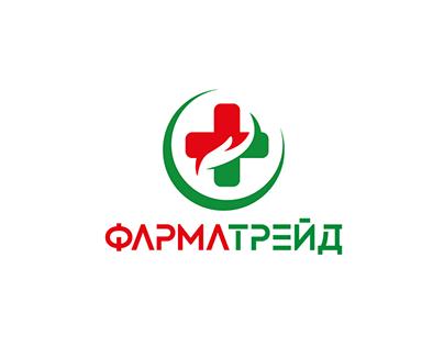 Логотип для компании «Фарматрейд»