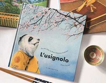 L'usignolo • Carthusia (2018)
