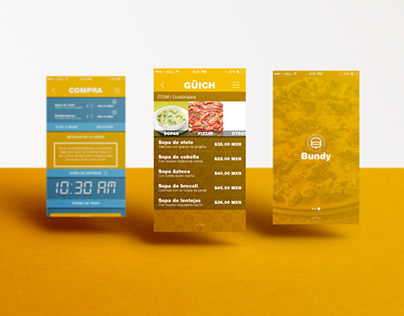 Bundy (Food Finder App)