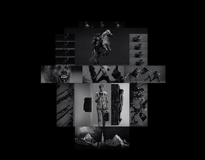Editorial Collages of Yoann Lemoine Videos