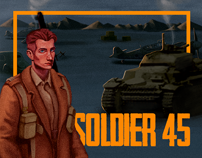 Soldier 45