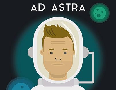 AD ASTRA FLAT ANIMATION