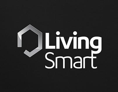 Living Smart Brand Identity