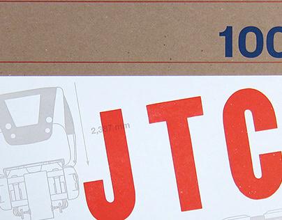 JTC record jacket