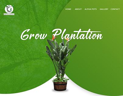 Plantation Website