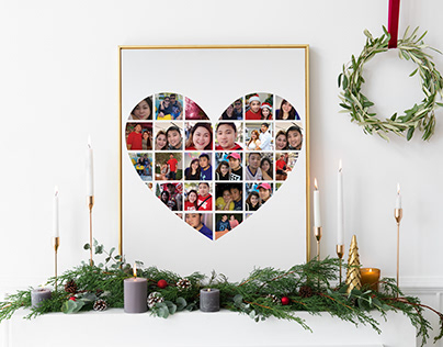 Personalized Family Photo Collage Maker