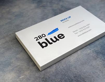 280 Blue
