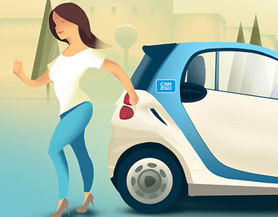 Car 2 Go Pitch How to Use