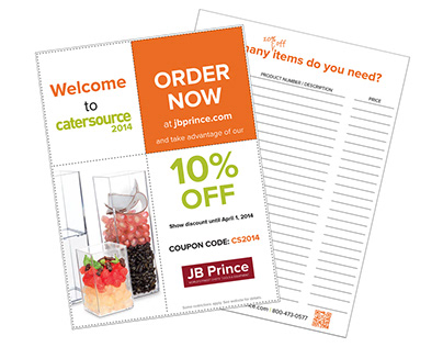 Catersource 2014 Flyer