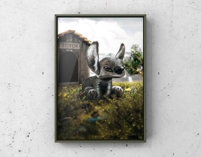Stitch - Photoshop Manipulation