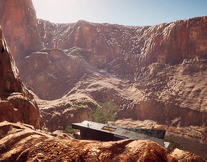 Canyon - Unreal Engine