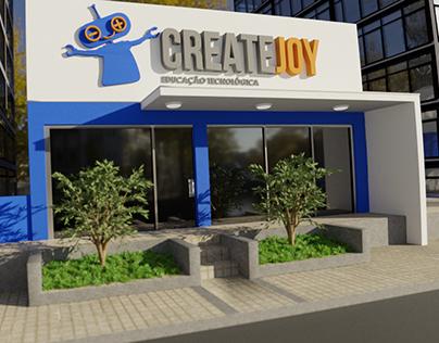 3D School/ Create Joy