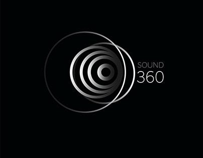 30 days logo challenge - Sound 360
