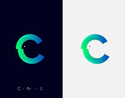 C letter Logo Design.