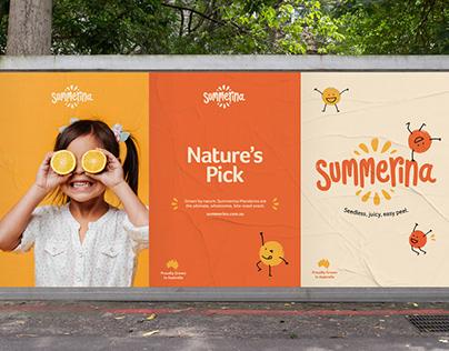 Summerina Identity   Fresh Produce Group