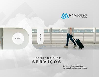 Anúncio - Consórcio de Serviços