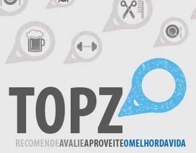 Divulgação App TOPZ