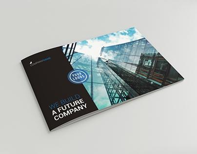 A5 Professional Brochure