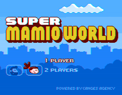 Super Mamio World
