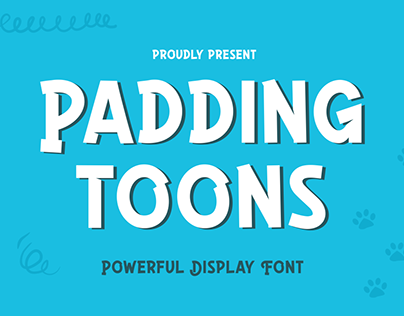 PADDING TOONS