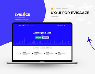 Evisaaze - Electronic visa portal