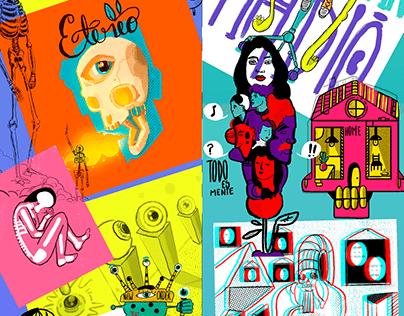 Ilustracion Digital 2020