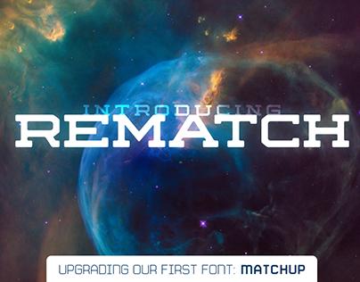 Rematch Font