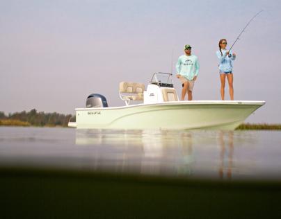 2017 Sea Fox 200 Viper Bay Boat