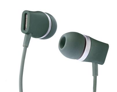 The World's First Cornstarch In-ear Headphone