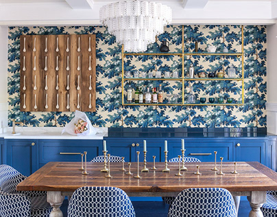 SHAUNA BOTTOS- DINING ROOM WITH LATEST TRENDS!
