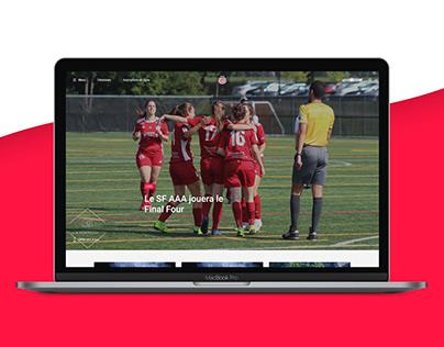 FS Salaberry - Website redesign