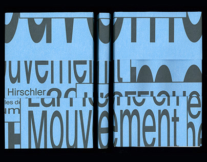 L'AFFICHE EN MOUVEMENT. Graphic design Thesis
