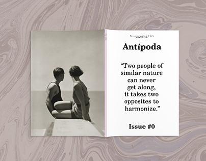 Antípoda — Issue 0