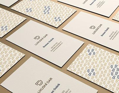 Luxusní dar_Corporate Identity