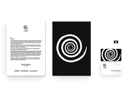 Branding of Evenflow studio | Poznan