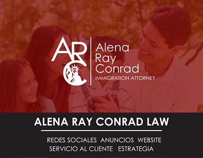 Alena Ray Conrad Law