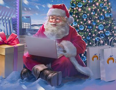 Fraport Christmas Card