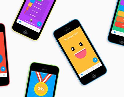 Kids Quiz app - SVT