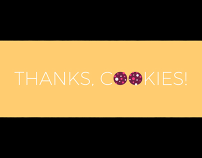 Thanks, cookies! 🍪