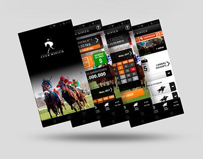Innovaweb, App Mobile para Club Hípico.
