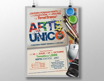 Arte Único · Creatividad e Imagen del Concurso
