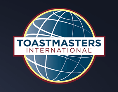 Promotional materials for Business Toastmasters Wroclaw
