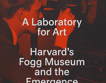 A Laboratory for Art / Book